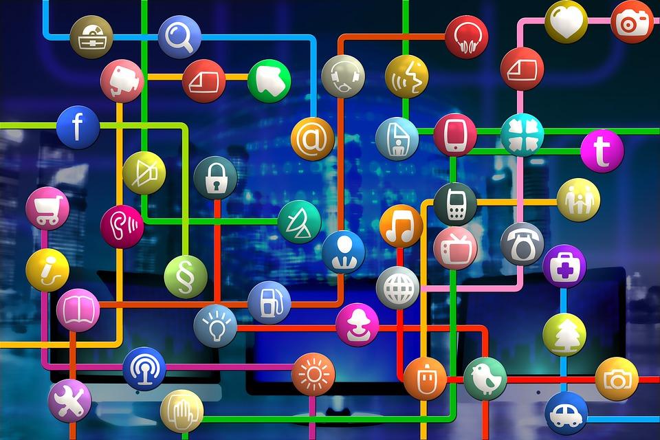 Infográfico – Estrutura de um Negócio Online