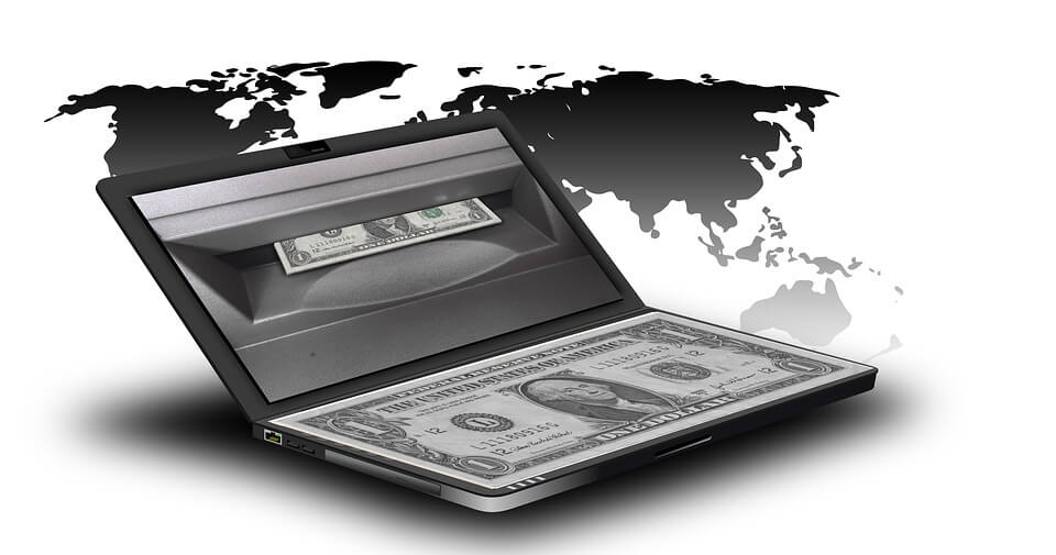 ganhar renda extra na internet
