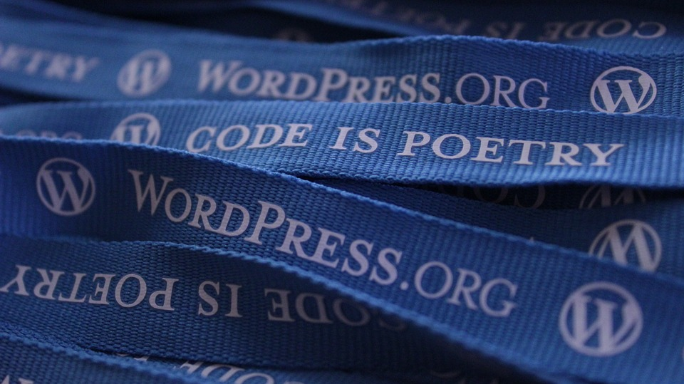 O que é um blog wordpress?